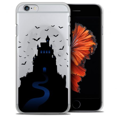 Carcasa Crystal Extra Fina iPhone 6/6s Plus (5.5) Halloween Castle Nightmare