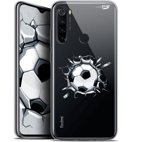 "Carcasa Gel Extra Fina Xiaomi Redmi Note 8 (6.3"") Design Le Balon de Foot"