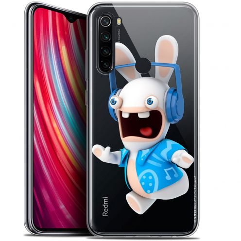 "Carcasa Gel Xiaomi Redmi Note 8 (6.3"") Lapins Crétins™ Techno Lapin"