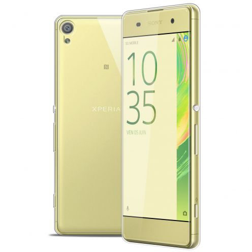 Carcasa Extra Fina 1 mm Flexible Crystal Clear para Sony Xperia XA