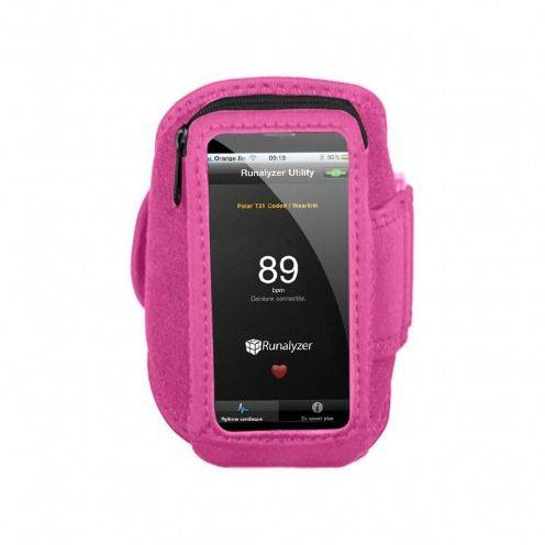 Brazalete Runalyzer ® iPhone 5 / iPod touch 5g Rosa S