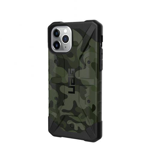 Funda Anti-Golpes iPhone 11 Pro Urban Armor Gear® UAG Pathfinder Forest Camo