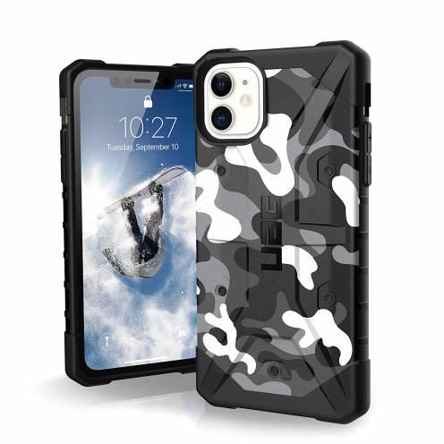 Funda Anti-Golpes iPhone 11 Urban Armor Gear® UAG Pathfinder Arctic Camo