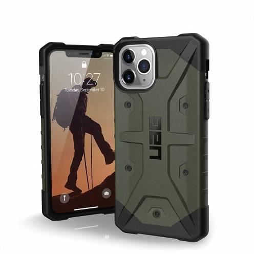 Funda Anti-Golpes iPhone 11 Pro Urban Armor Gear® UAG Pathfinder Olive