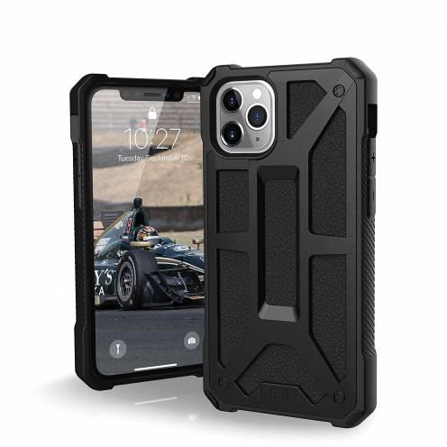Funda Anti-Golpes iPhone 11 Pro Urban Armor Gear® UAG Monarch Noir