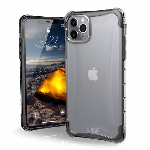 Funda Anti-Golpes iPhone 11 Pro Max Urban Armor Gear® UAG Plyo Noir