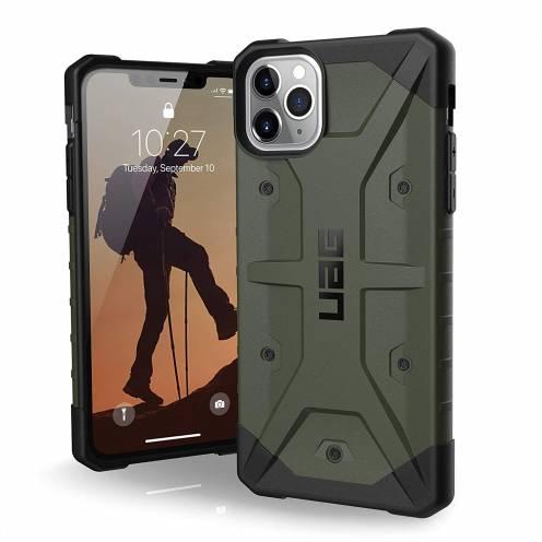 Funda Anti-Golpes iPhone 11 Pro Max Urban Armor Gear® UAG Pathfinder Olive