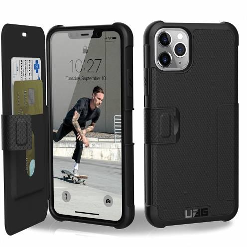 Funda Anti-Golpes iPhone 11 Pro Max Urban Armor Gear® UAG Metropolis Noir
