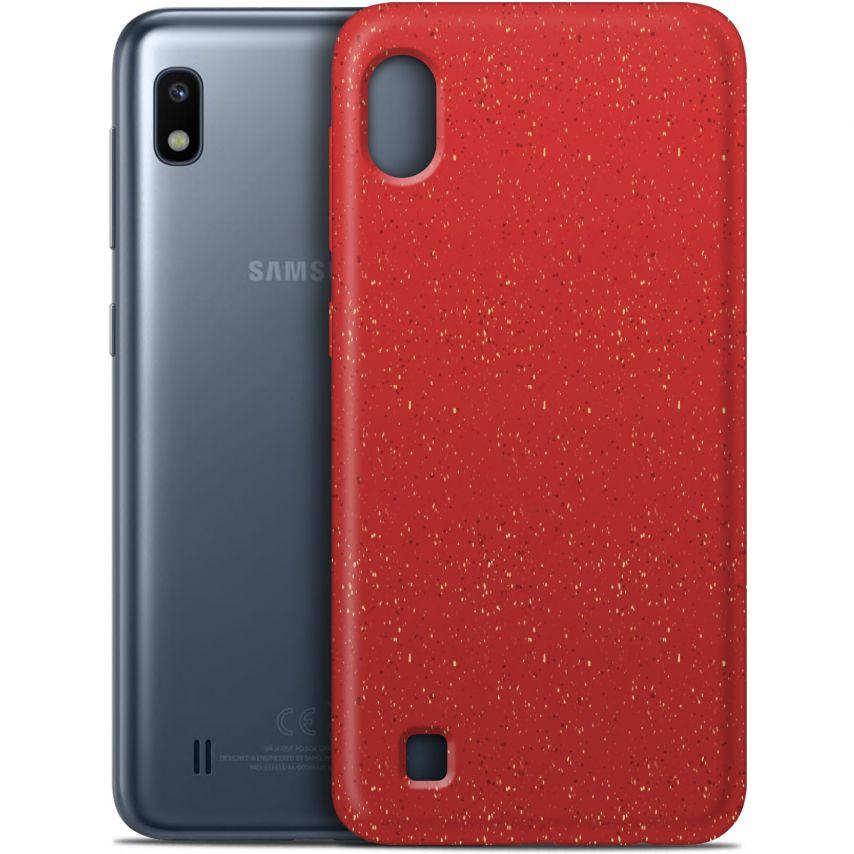 Carcasa Biodegradable ZERO Waste para Samsung Galaxy A10 Roja
