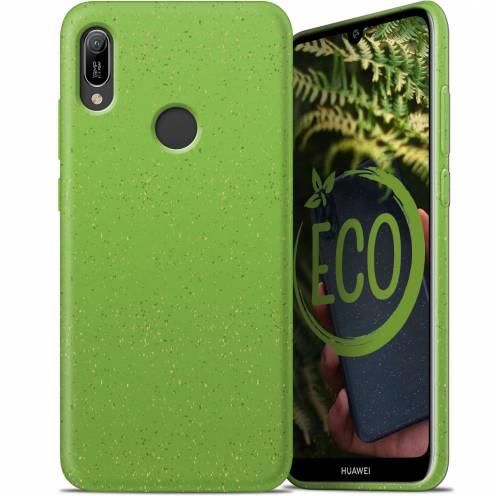 Carcasa Biodegradable ZERO Waste para Huawei Y6 2019 Verde
