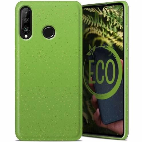 Carcasa Biodegradable ZERO Waste para Huawei P30 Lite Verde