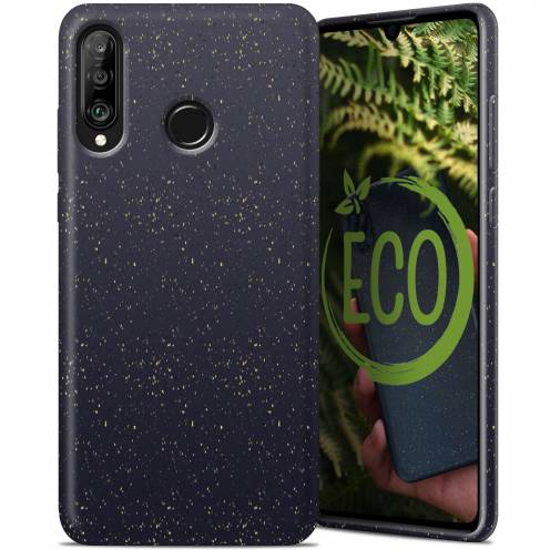 Carcasa Biodegradable ZERO Waste para Huawei P30 Lite Negro