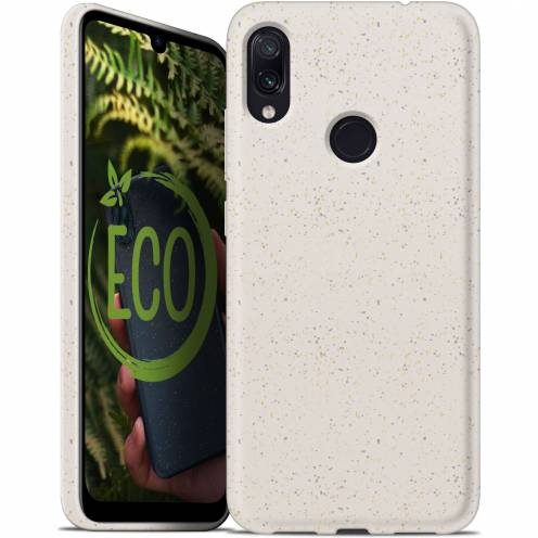 Carcasa Biodegradable ZERO Waste para Xiaomi Redmi Note 7 Blanca
