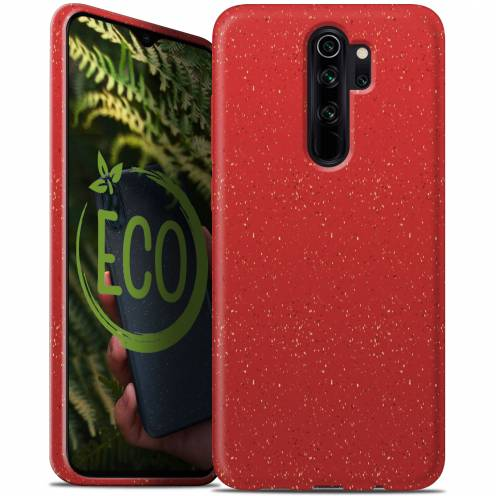 Carcasa Biodegradable ZERO Waste para Xiaomi Redmi Note 8 PRO Roja