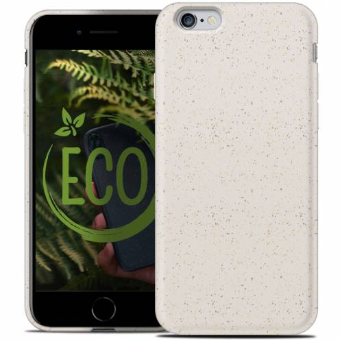 Carcasa Biodegradable ZERO Waste para iPhone 6 Plus / 6S Plus Blanca