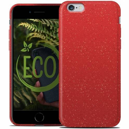 Carcasa Biodegradable ZERO Waste para iPhone 6 Plus / 6S Plus Roja