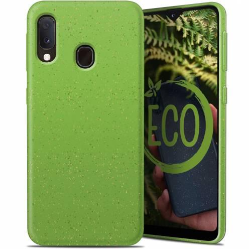 Carcasa Biodegradable ZERO Waste para Samsung Galaxy A20E Verde