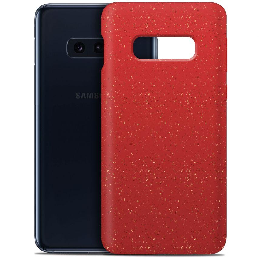 Carcasa Biodegradable ZERO Waste para Samsung Galaxy S10e Roja