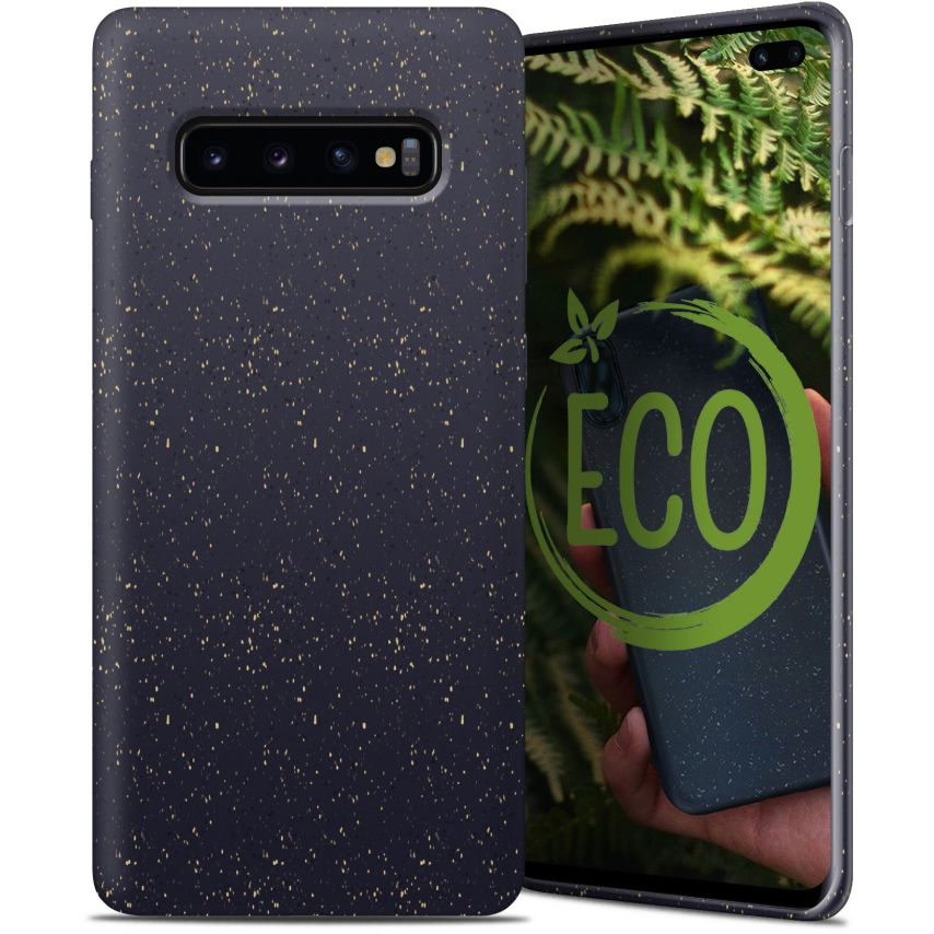 Carcasa Biodegradable ZERO Waste para Samsung Galaxy S10 Plus Negro