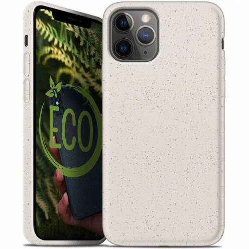 Carcasa Biodegradable ZERO Waste para iPhone 11 PRO Blanca