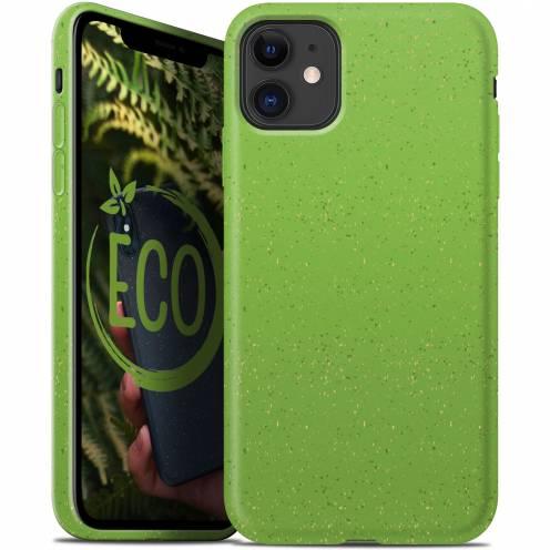Carcasa Biodegradable ZERO Waste para iPhone 11 Verde