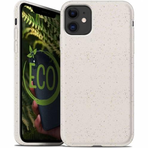 Carcasa Biodegradable ZERO Waste para iPhone 11 Blanca