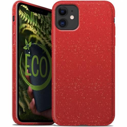 Carcasa Biodegradable ZERO Waste para iPhone 11 Roja
