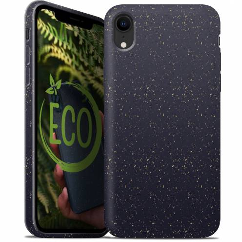 Carcasa Biodegradable ZERO Waste para iPhone XR Negro