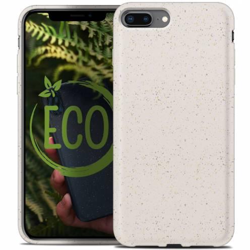 Carcasa Biodegradable ZERO Waste para iPhone 7 Plus / 8 Plus Blanca