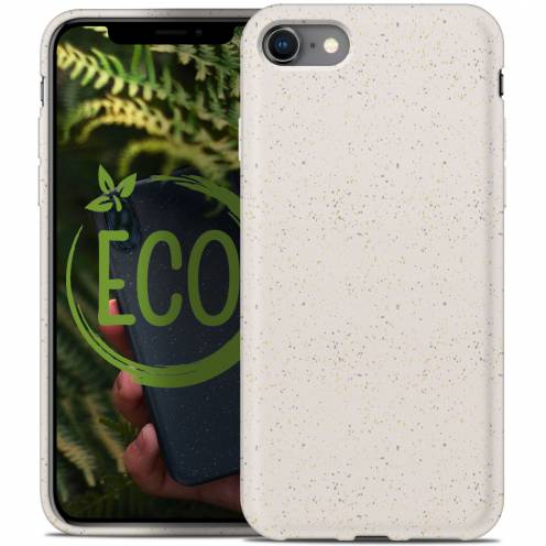 Carcasa Biodegradable ZERO Waste para iPhone 7 / 8 Blanca