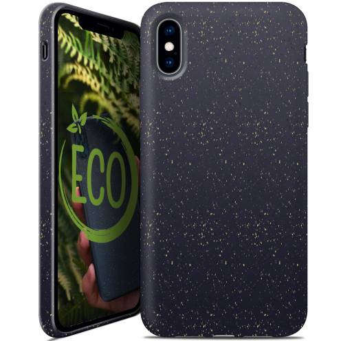 Carcasa Biodegradable ZERO Waste para iPhone XS Max Negro