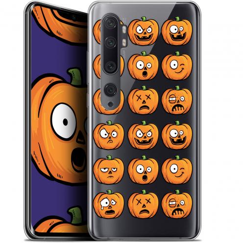"Carcasa Gel Extra Fina Xiaomi Mi Note 10 / Pro (6.47"") Halloween Cartoon Citrouille"