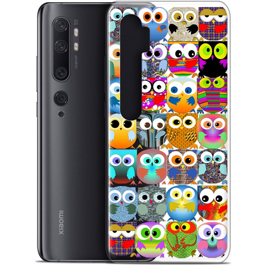 """Carcasa Gel Extra Fina Xiaomi Mi Note 10 / Pro (6.47"""") Claude Hibous"""