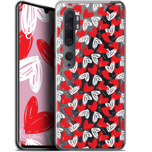 "Carcasa Gel Extra Fina Xiaomi Mi Note 10 / Pro (6.47"") Love With Love"