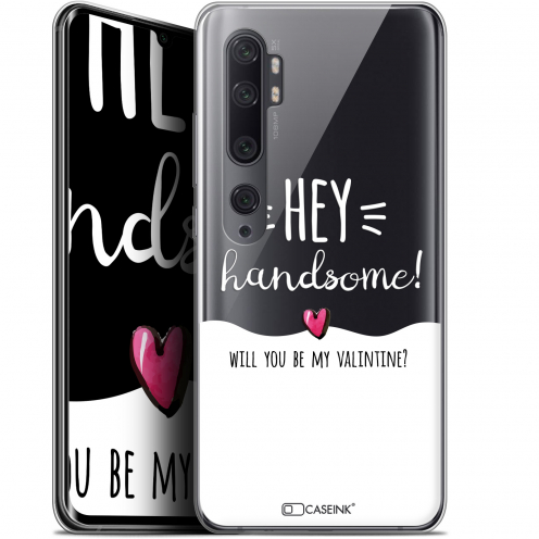 "Carcasa Gel Extra Fina Xiaomi Mi Note 10 / Pro (6.47"") Love Hey Handsome !"