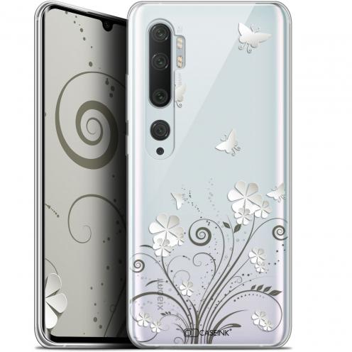 "Carcasa Gel Extra Fina Xiaomi Mi Note 10 / Pro (6.47"") Summer Papillons"