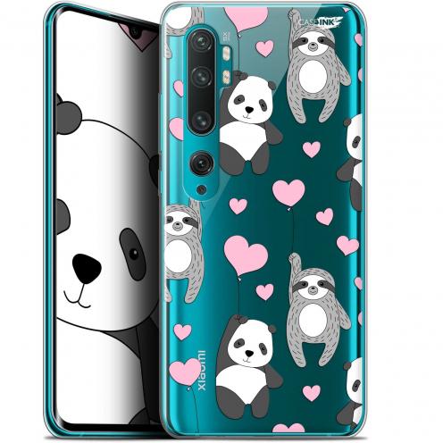 "Carcasa Gel Extra Fina Xiaomi Mi Note 10 / Pro (6.47"") Design Panda'mour"