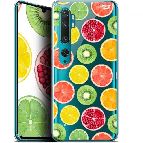 """Carcasa Gel Extra Fina Xiaomi Mi Note 10 / Pro (6.47"""") Design Fruity Fresh"""
