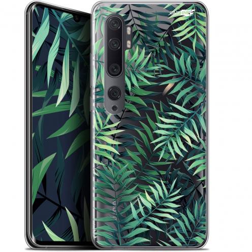 """Carcasa Gel Extra Fina Xiaomi Mi Note 10 / Pro (6.47"""") Design Feuilles des Tropiques"""