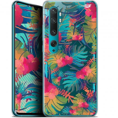 """Carcasa Gel Extra Fina Xiaomi Mi Note 10 / Pro (6.47"""") Design Couleurs des Tropiques"""
