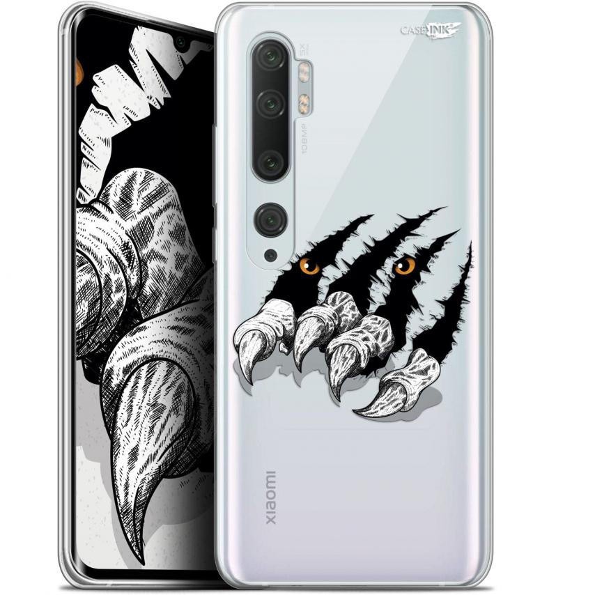 "Carcasa Gel Extra Fina Xiaomi Mi Note 10 / Pro (6.47"") Design Les Griffes"