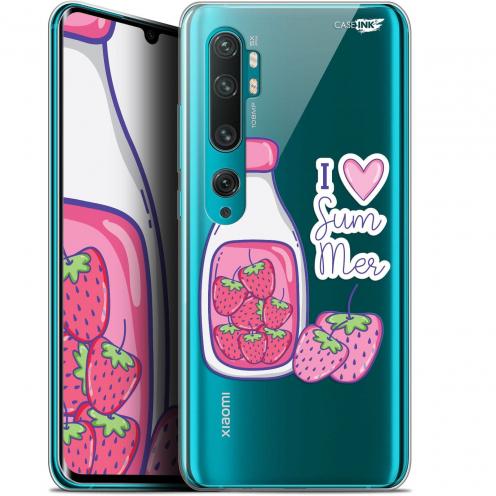 "Carcasa Gel Extra Fina Xiaomi Mi Note 10 / Pro (6.47"") Design Milky Summer"