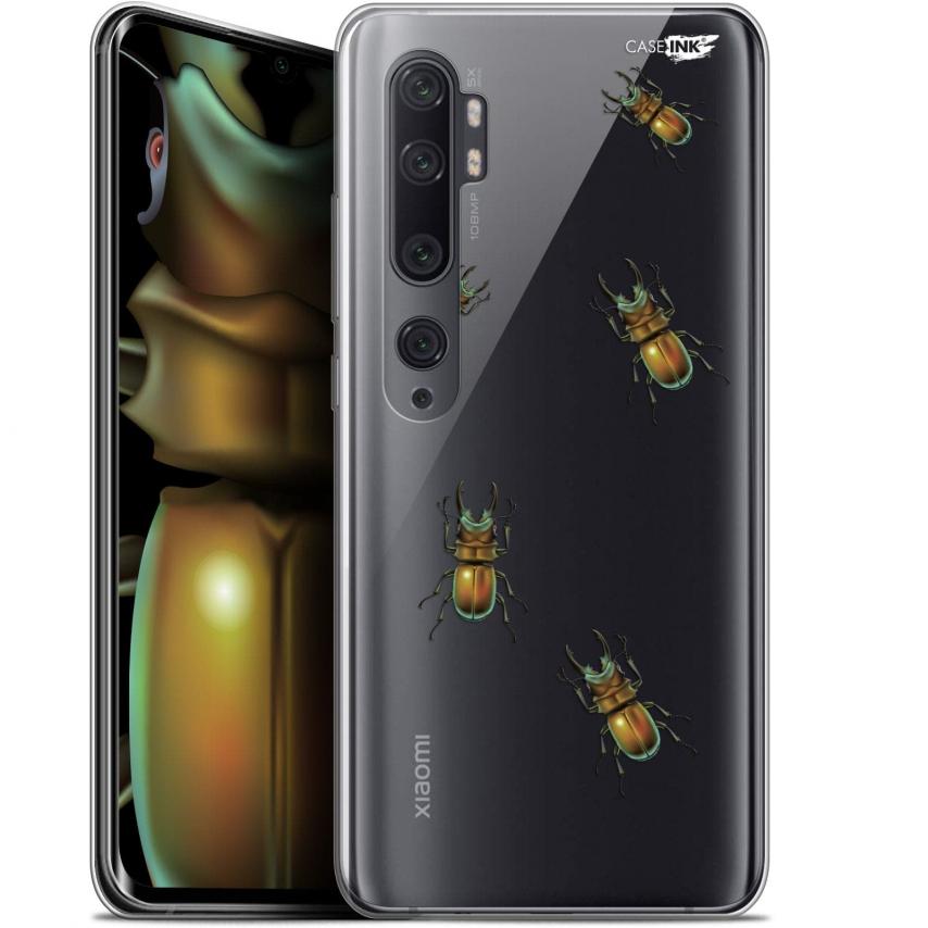 "Carcasa Gel Extra Fina Xiaomi Mi Note 10 / Pro (6.47"") Design Petits Scarabés"