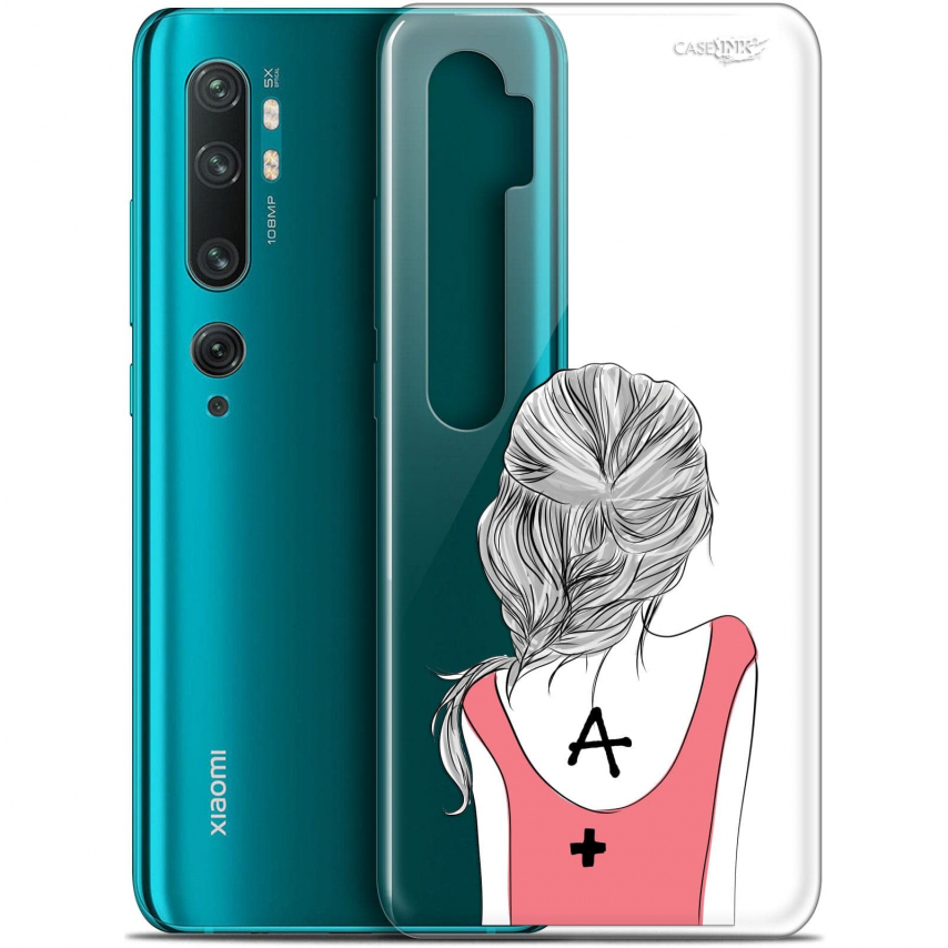 "Carcasa Gel Extra Fina Xiaomi Mi Note 10 / Pro (6.47"") Design See You"