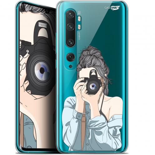 "Carcasa Gel Extra Fina Xiaomi Mi Note 10 / Pro (6.47"") Design La Photographe"