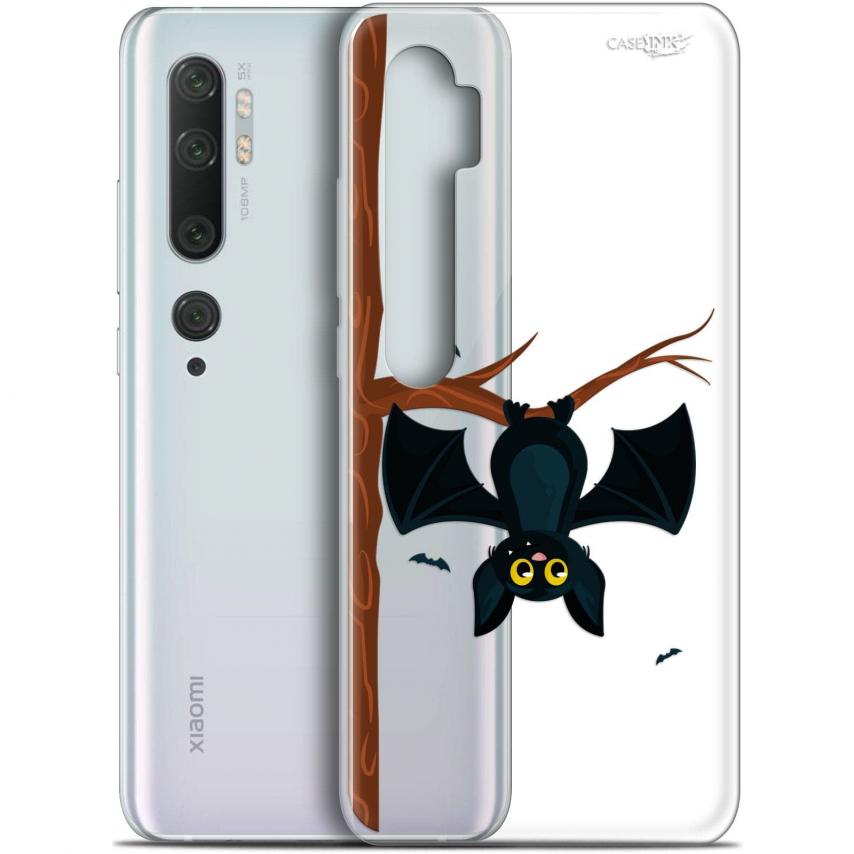 "Carcasa Gel Extra Fina Xiaomi Mi Note 10 / Pro (6.47"") Design Petite Chauve Souris"