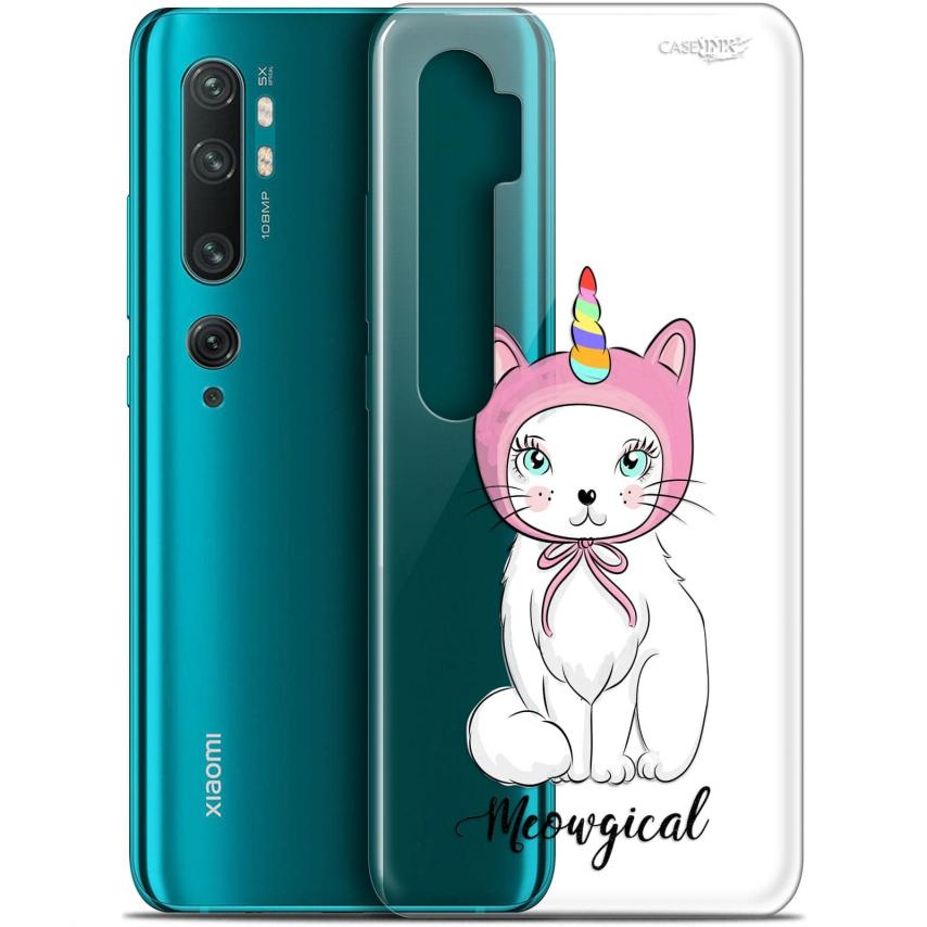 "Carcasa Gel Extra Fina Xiaomi Mi Note 10 / Pro (6.47"") Design Ce Chat Est MEOUgical"