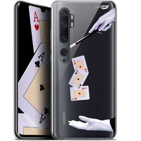 """Carcasa Gel Extra Fina Xiaomi Mi Note 10 / Pro (6.47"""") Design Cartes Magiques"""