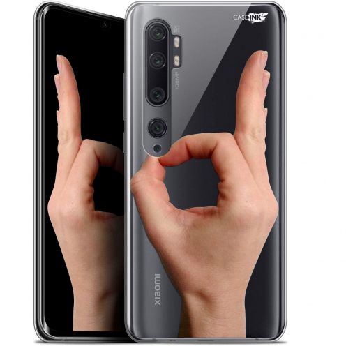 "Carcasa Gel Extra Fina Xiaomi Mi Note 10 / Pro (6.47"") Design Le Jeu du Rond"