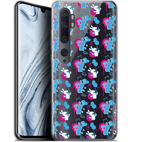 "Carcasa Gel Xiaomi Mi Note 10 / Pro (6.47"") Lapins Crétins™ Rugby Pattern"